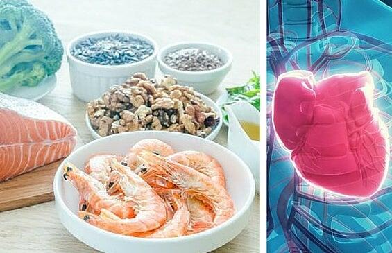 7 deliciosos alimentos para cuidar tu corazón