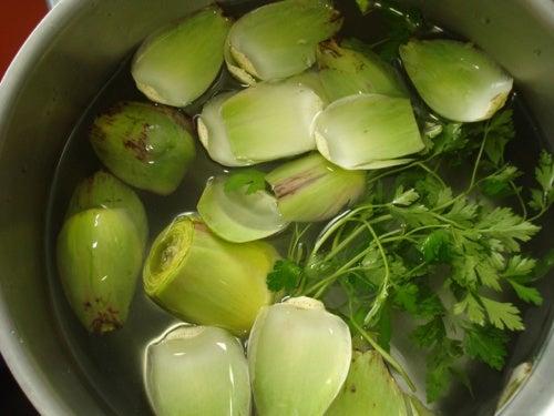 Antioxidante-alcachofa