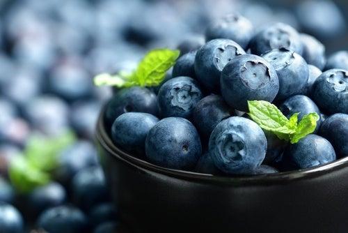 Arandanos para aliviar el dolor estomacal