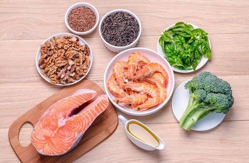 perder peso: comer más grasas saludables