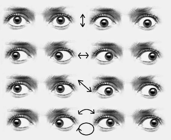 8 ejercicios oculares que deberías hacer todos los días