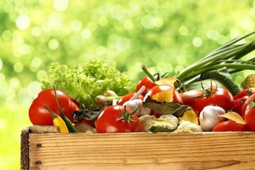 Alimentos de la Madre Tierra