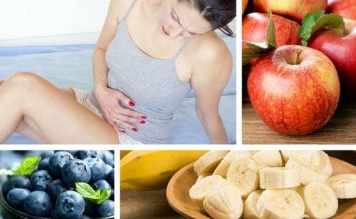 Las 4 mejores frutas para aliviar el dolor estomacal