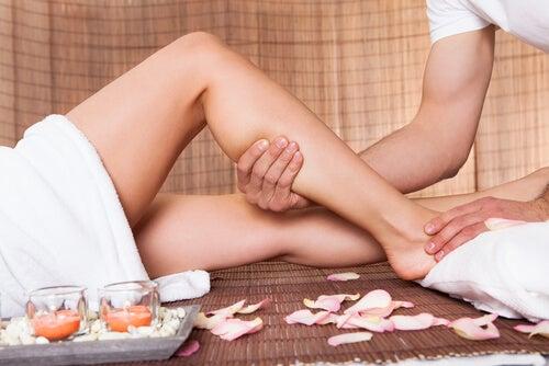 Beneficios que nos traen los masajes