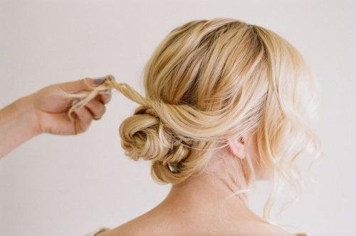 Moño, uno de los mejor peinados para novias
