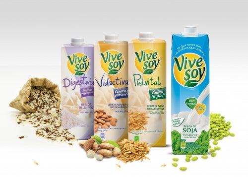 ViveSoy - Productos de soja