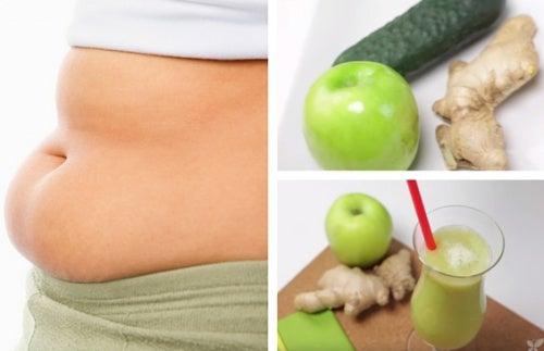 como bajar de peso naturalmente con jugos