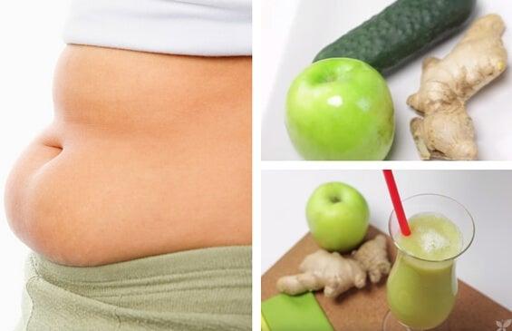 Descubre el zumo verde que te ayudará a perder peso