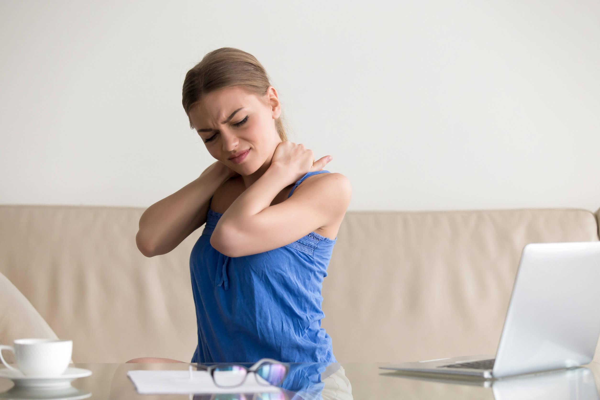La relation entre le torticolis et le stress