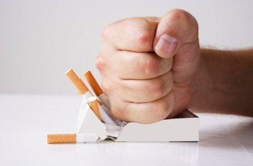 Es posible dejar el hábito de fumar