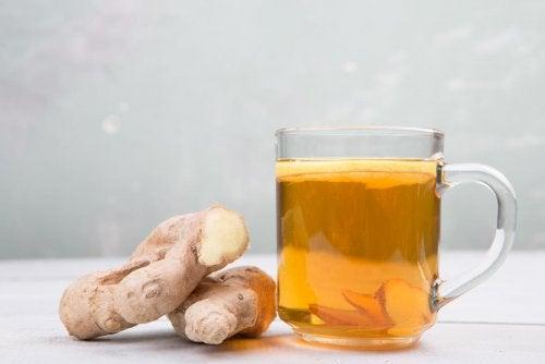 Descubre los increíbles beneficios de la infusión de jengibre, canela y miel