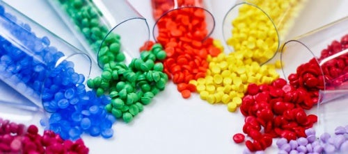 Materia prima para elaborar plásticos