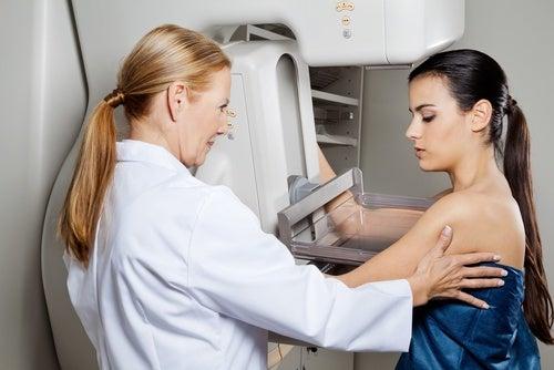 prueba cancer de mama