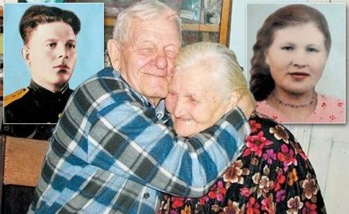 Un amor que volvió a reencontrarse 60 años después