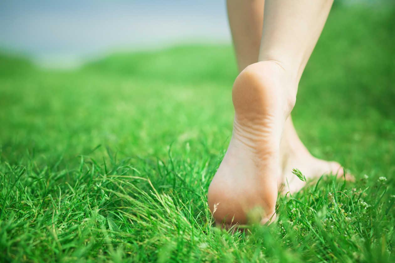 Cómo hacer un desodorante de pies casero y un tratamiento relajante