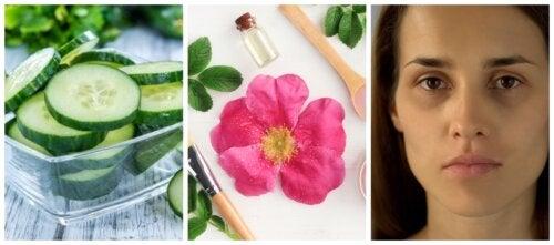 Remedios caseros para desinflamar los ojos hinchados