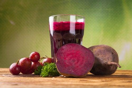 Los beneficios del jugo de remolacha en pacientes con fallo cardíaco