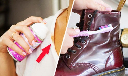 11 curiosos trucos para conservar por más tiempo tu ropa y zapatos