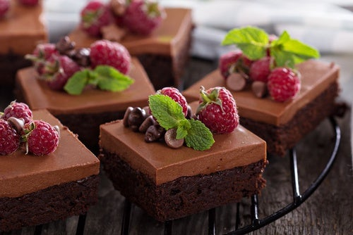 ¡Al rico samoa brownie!