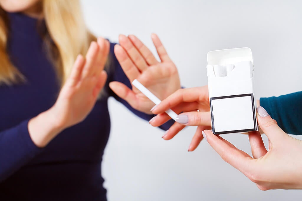 El tabaco aumenta el riesgo de sufrir enfermedades degenerativas: ¡Evítalo!