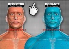Trasplante de cabeza hombre ruso