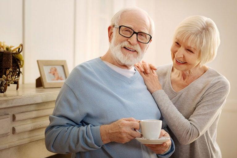 El verdadero amor no muere incluso después de 57 años de matrimonio