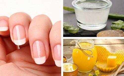 5 cremas naturales para el cuidado de las uñas