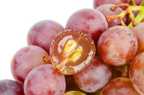 7 motivos por los que deberías comer semillas de uva
