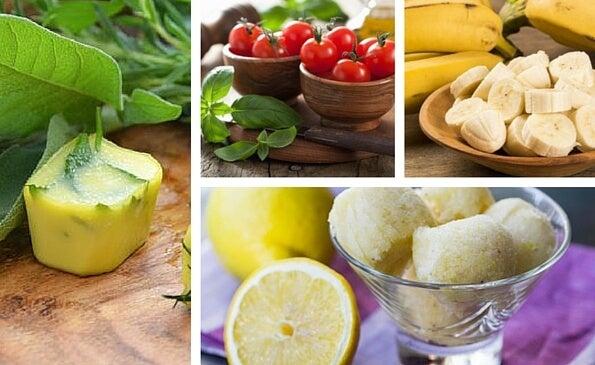 8 ideas interesantes para no desperdiciar tantas frutas y verduras