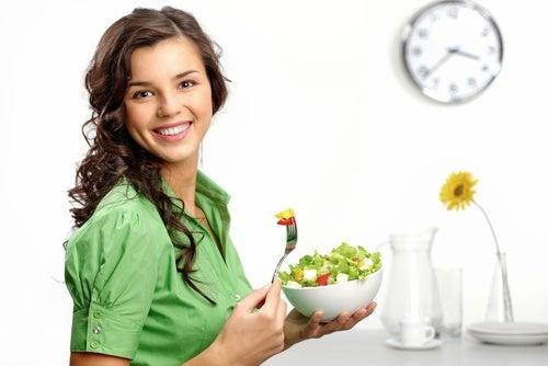 Aliméntate saludable