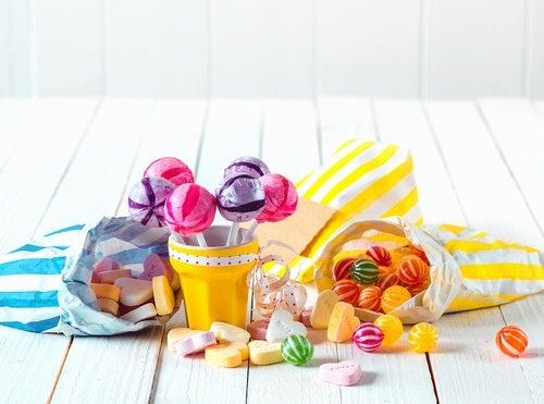 Los azúcares provocan celulitis
