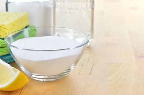 Champú de bicarbonato y vinagre