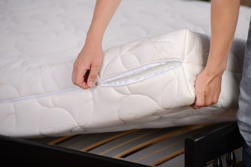 Desinfectar el colchón