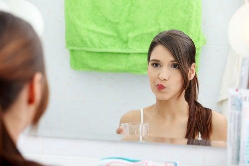 Enjuague bucal productos