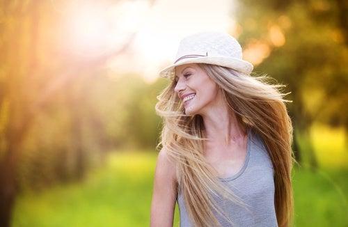 Caminar incrementa la sensación de bienestar