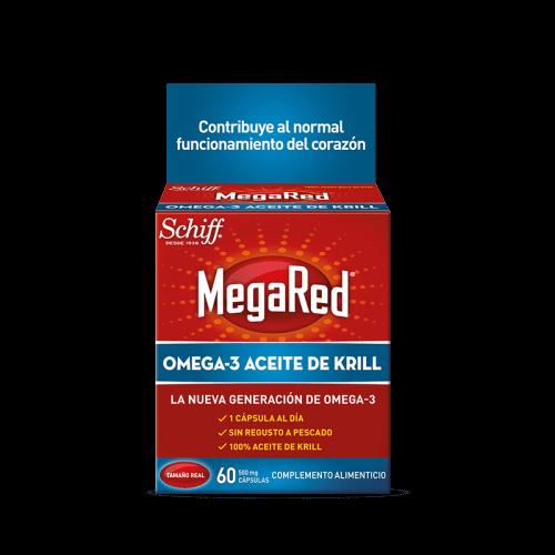 MegaRed omega-3