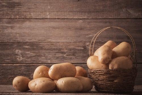 La refrigeración no es necesaria para conservar las patatas.