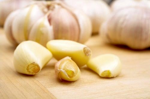 Propiedades del ajo para la salud y belleza