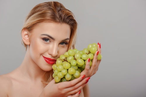 Tratamiento de uva
