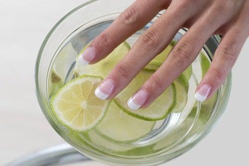 Uñas más blancas