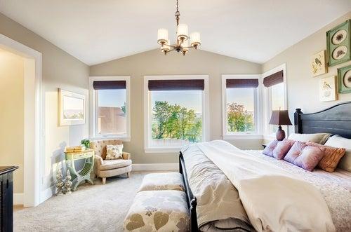 Un dormitorio saludable con ventilación