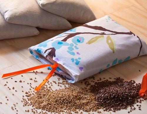 almohada-semillas