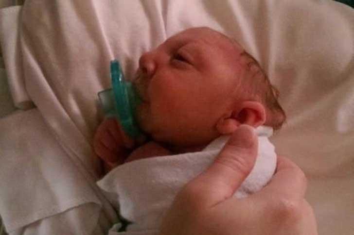 Detección de anomalías congénitas en el recién nacido