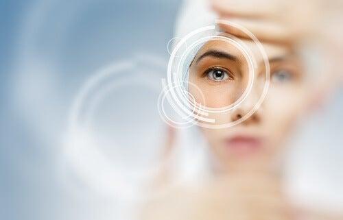 Espinaca ayuda  a tener buena vista