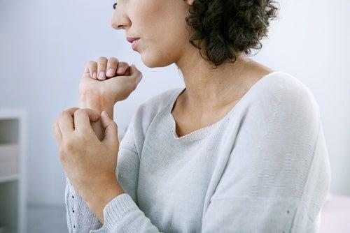 desencadenado la dermatitis