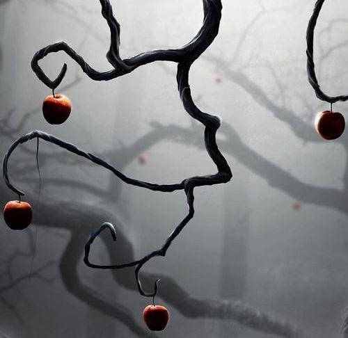 manzanas árbol