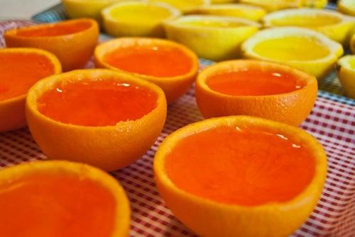 Naranjas para hacer ambientadores