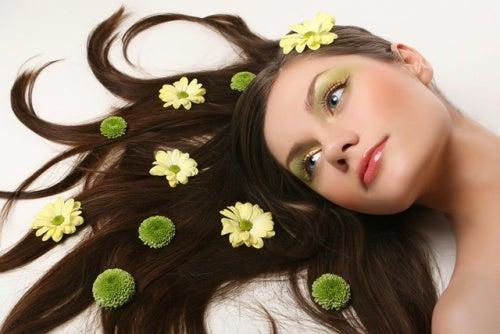 plantas que cuidan de la belleza ed tu cabello