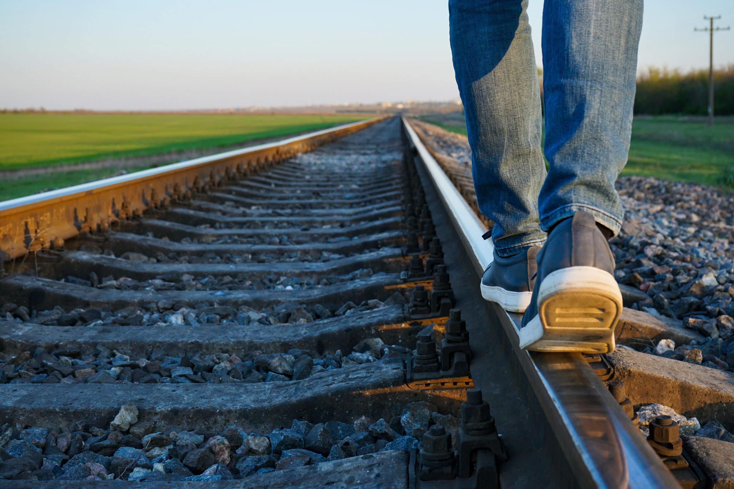 Le chemin que nous avons construit et les chemins vitaux qui nous définissent