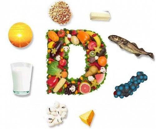 vitamina D hipocalcemia